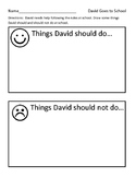 No David/David Goes to School