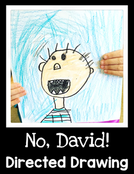No, David! Directed Drawing