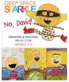 No, David! Drawing & Painting Project