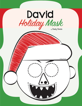 No David! Christmas Mask
