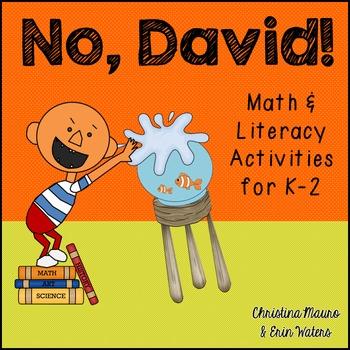 No, David! Math & Literacy Stations