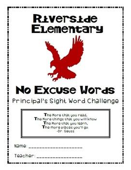 No Excuse Principal's Challenge