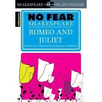 No Fear Shakespeare: Romeo and Juliet Complete Unit (Acts 1 - 5)