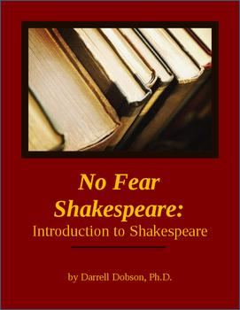 No Fear Shakespeare: a Companion --Introduction
