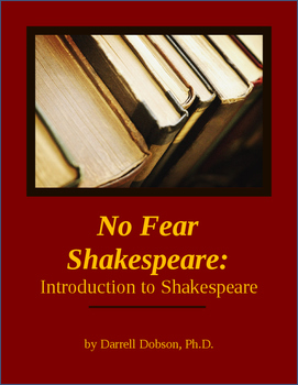 No Fear Shakespeare: a Companion --Introduction
