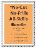 No-Frills All Skills CKLA Bundle- 2nd Grade