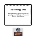 No Frills Egg Drop Challenge