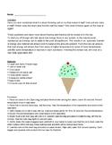 No Frills Ice Cream Heat Transfer Lab Sheet