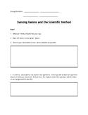 No Frills Student Led Dancing Raisins Scientific Method Review