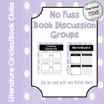 No Fuss Book Clubs