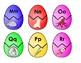 No Fuss Easter Egg Alphabet Match Full Pack PLUS