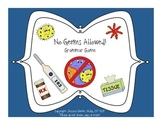No Germs Allowed!-Grammar Game