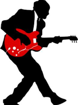 No Guitar Blues Activity Bundle