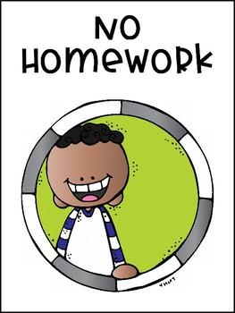 No Homework (Documentation)