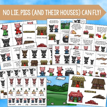 No Lie, Pigs And Their Houses Can Fly Book Companion