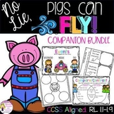 No Lie, Pigs (And Their Houses) Can Fly! Companion Packet