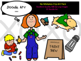 No Mistakes Clip Art Pack