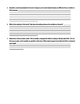 No More Book Reports!  Assess your students' independent reading skills.