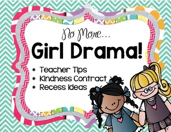 No More Girl Drama!