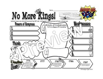 No More Kings Info-Graphic & PowerPoint