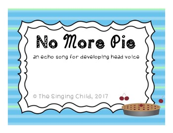 No More Pie