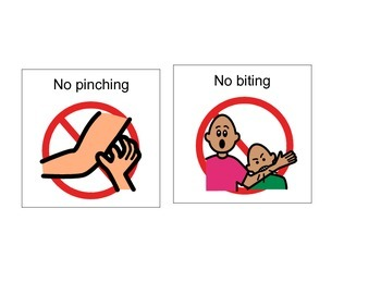 No Pinching No Biting