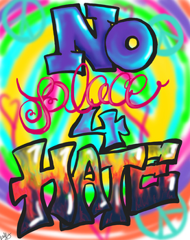 No Place 4 Hate