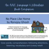 No Place Like Home: A Printable AAC, Language & Literacy Set
