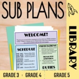 No PreP Library Sub Plans: Grades 3-5