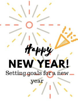 No Prep 2019 Goal Setting and Reflection