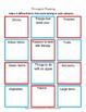 No Prep 30 Minute Therapies Divergent Naming Printable Worksheet