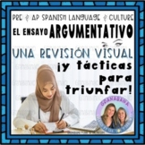 No Prep AP Spanish Persuasive Essay Revision Visual * Formative