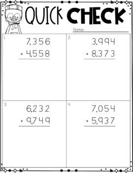 No Prep Addition Printables {Centers, Small Groups, Homework, Assessments}