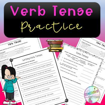 No-Prep - All Verb Tenses