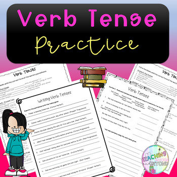 No-Prep - All Verb Tenses