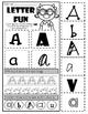 No Prep - Alphabet Letter Fun