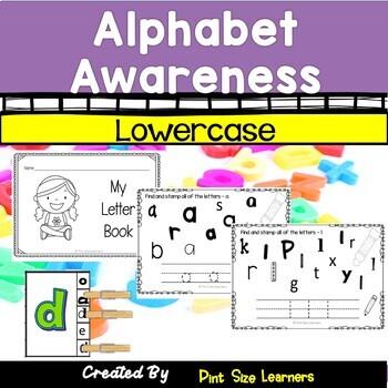 Alphabet | Activities  Booklet | Lowercase