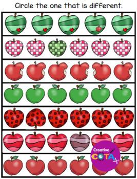 No Prep Apple Theme