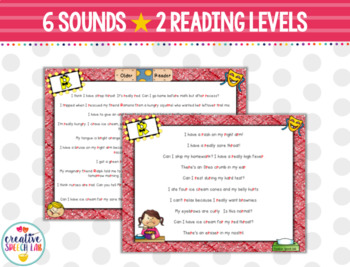 No Prep Articulation Reader's Theatre Bundle
