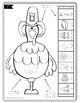 No Prep Articulation Sliders: Crazy Turkeys!