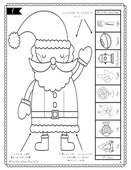 No Prep Articulation Sliders: Jolly Santas!