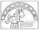 Magical Unicorn Articulation Sliders: NO PREP Speech Therapy Activity