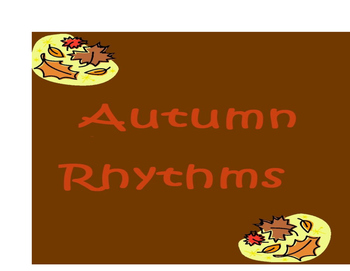 No Prep Autumn Rhythm Game