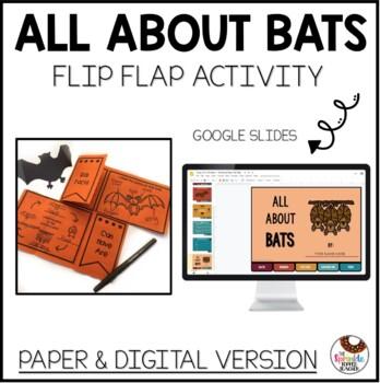 No Prep Bats Informational Flip Flap