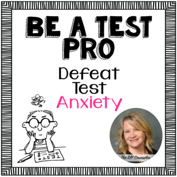No Prep Lesson on Test Taking and Test Anxiety