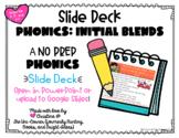 No Prep Beginning Blends Digital Resource   Google Slides