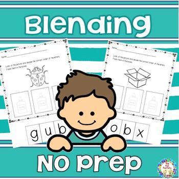 No Prep  Blending