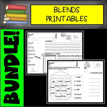 No Prep Blends Bundle