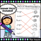 CVC Word and Picture Matching Worksheets