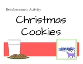 No-Prep Christmas Cookie Reinforcement Activity